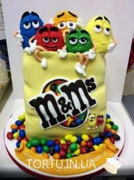Торт mm-dens