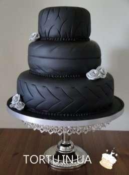 Торт для автолюбителів