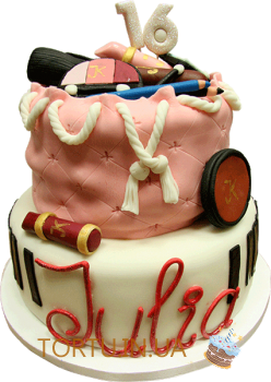 Торт-косметичка