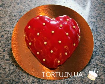 Торт - Моє серце