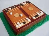 Торт - Дошка для нардів