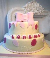 Гламурний торт