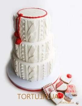 Весільний торт - свитер