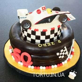 Торт - Формула 1