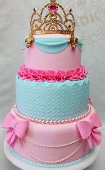 Торт - Королівська елегантість