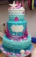 Торт - Морська лагуна