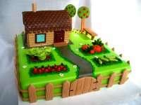Торт - Весела ферма