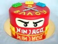 Торт - Ніндзяго