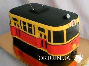 Торт - Трамвай
