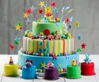 Заказати святковий дитячий торт