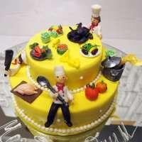 Заказати торт для повара