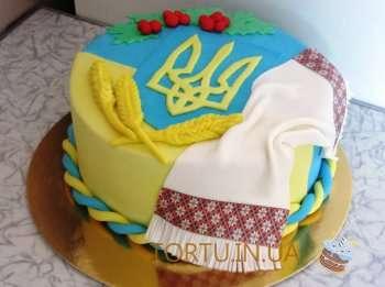 Торт для офіційного заходу