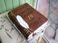 Торт книга - замовити