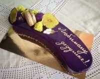 Фруктовий європейський торт