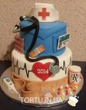 Подарунок для лікаря