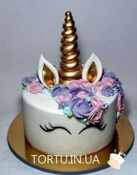 Торт единорог