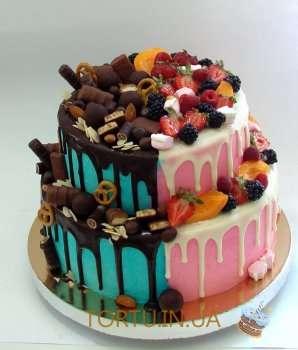 Стандартный торт - мус