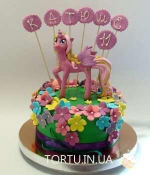 Торт для девочки - Пони