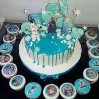 Мультяшний торт для дітей