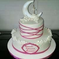 Торт для хрестин на заказ
