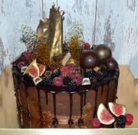 Сучасний стандартний торт