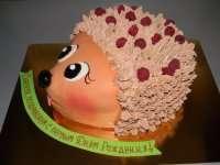 Торт їжачок