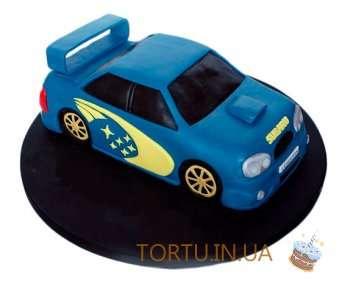 Торт автомобіль Субару