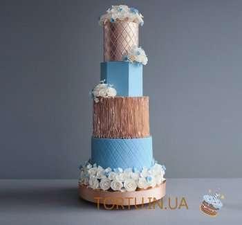 Весільний торт на заказ