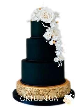 Чорний торт для справжньої леді