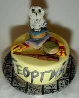 Торт з совою